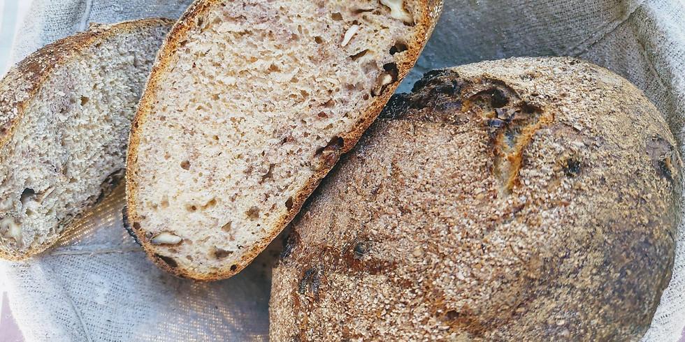 Vente de pain au levain naturel  tous les jeudis matins ! (1)