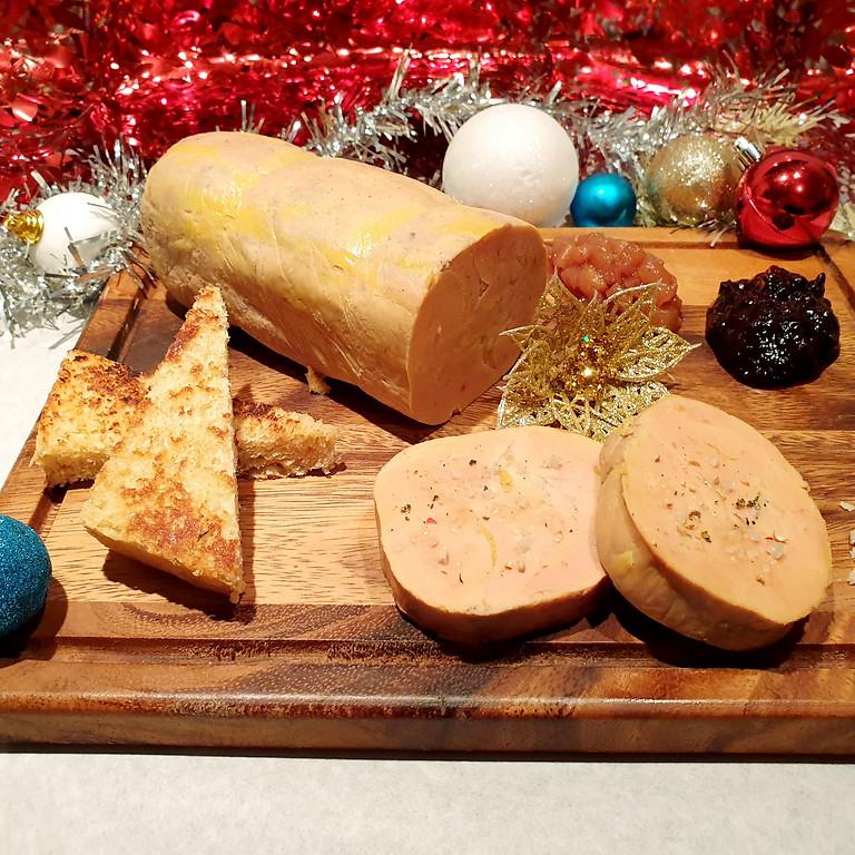 Dégustation et vente de foie gras chez MELLIFERA ! (1)