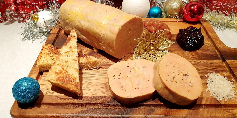 Dégustation et vente de foie gras chez MELLIFERA !