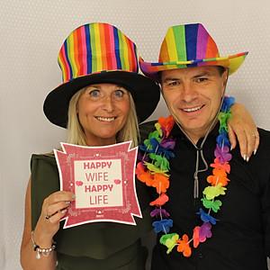Gary & Eileen 25th Wedding Anniversary.