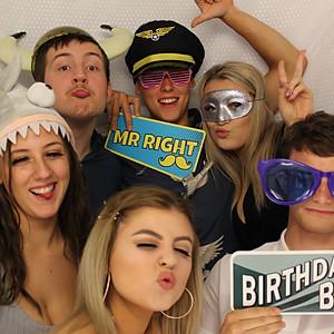 Josh's 18th Birthday