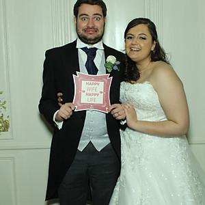James & Shelli's wedding
