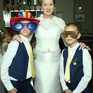 Sally & Dave's Wedding