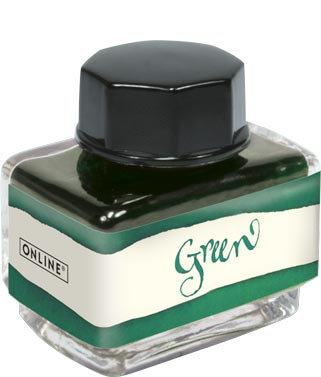 Online Ink Inspiration Line 15 ml Green
