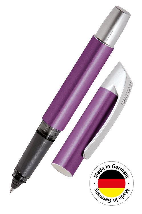 Online Campus II Metallic Lilac Roller Kalem