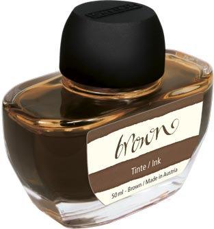 Online Ink bottles Inspiration Line 50 ml Brown