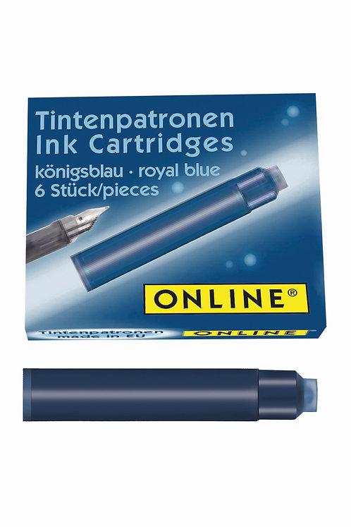 Online Ink Cartridges royal blue