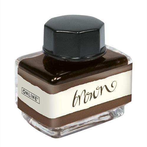 Online Ink Inspiration Line 15 ml Brown