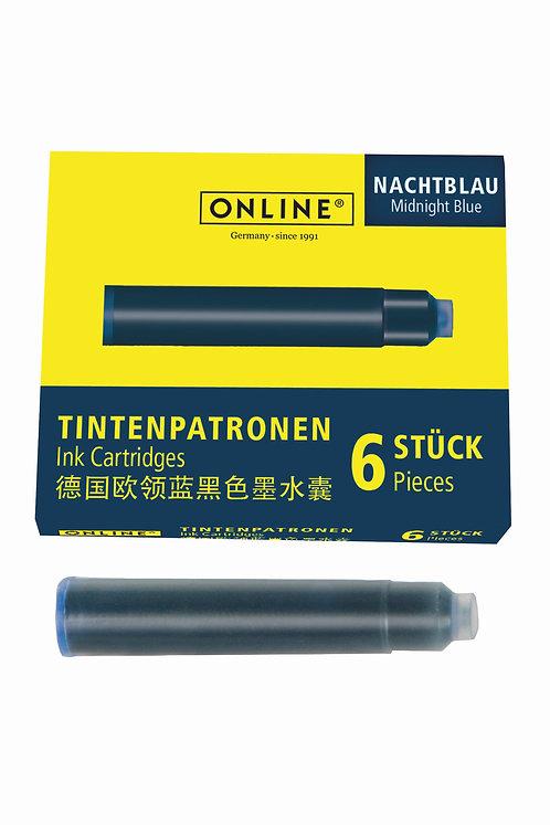 Online Ink cartridges Night Blue