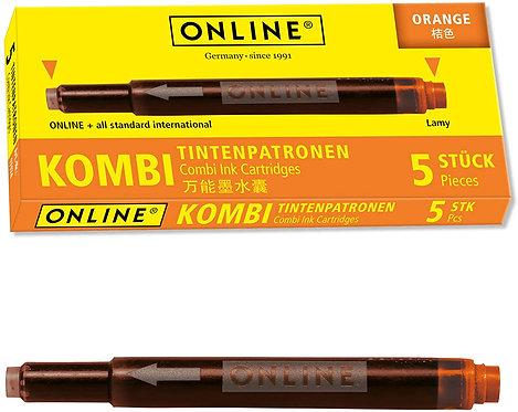 Online Combi cartridge Orange