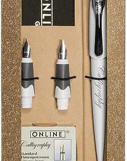Online Calligraphy set Air White D.K.