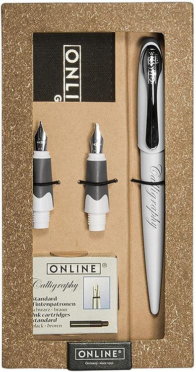 Online Calligraphy set Air White D.K.