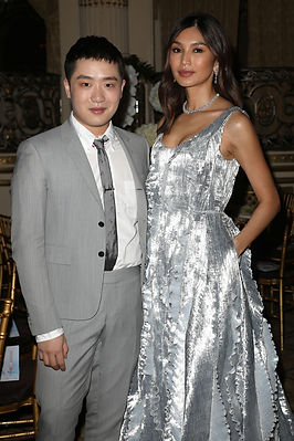 Mark Gong and Gemma Chan photo by Starpi