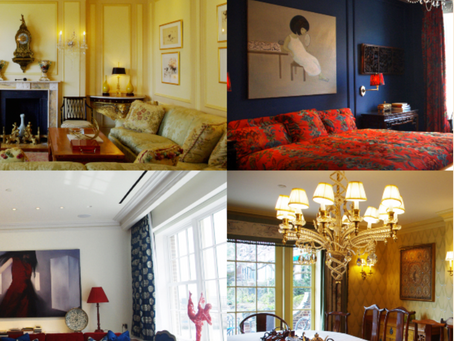 Inside the New York Home of China's Most Famous Woman