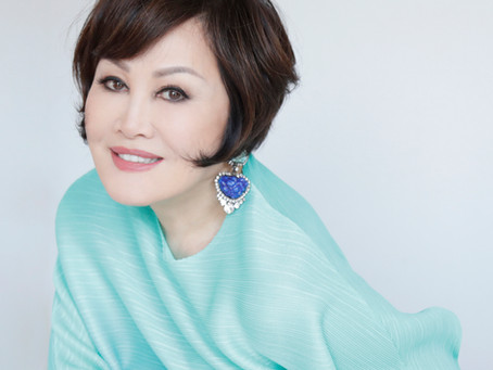 How Emmy Winning TV Host Yue-Sai Kan Aims To Harness The Power of Beauty to Accomplish Great Things