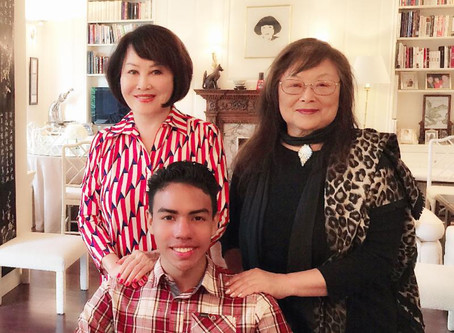 Meet Yue-Sai Kan Scholarship Recipient - Richards Nimbley