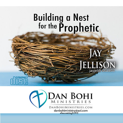 Jay Jellison - Building A Nest For The Prophetic - MP3