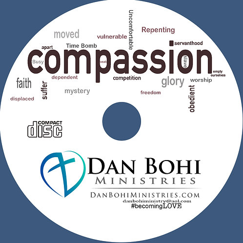 Dan Bohi - Compassion - CD