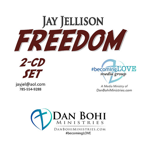 Jay Jellison - Freedom - 2 CD Set