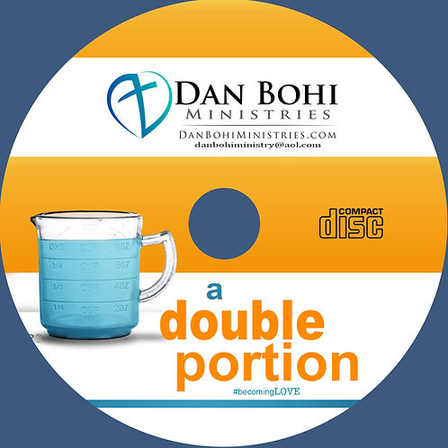 Dan Bohi - A Double Portion - CD