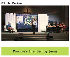 01 Disciple's Life - Led by Jesus - Hal