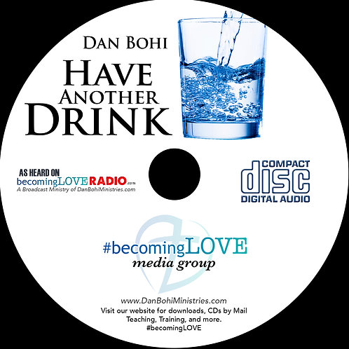 Dan Bohi - Have Another Drink - CD