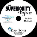 CD - The Superiority of Prophecy store.j