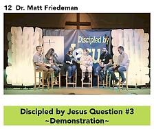 12 DBJ Q3 Demonstrated - Dr. M Friedeman