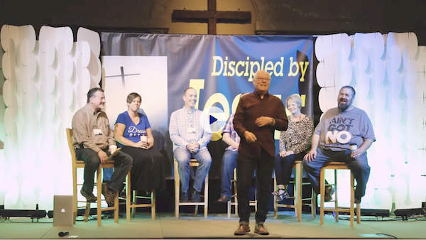 """24 Hal Perkins: """"How to Make Disciple Makers"""" (Part 1)"""