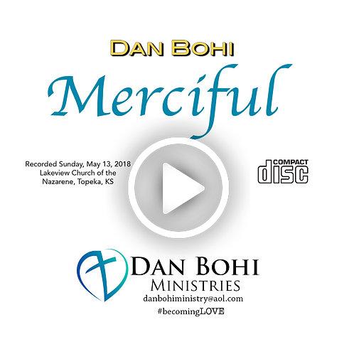Dan Bohi - Merciful - CD