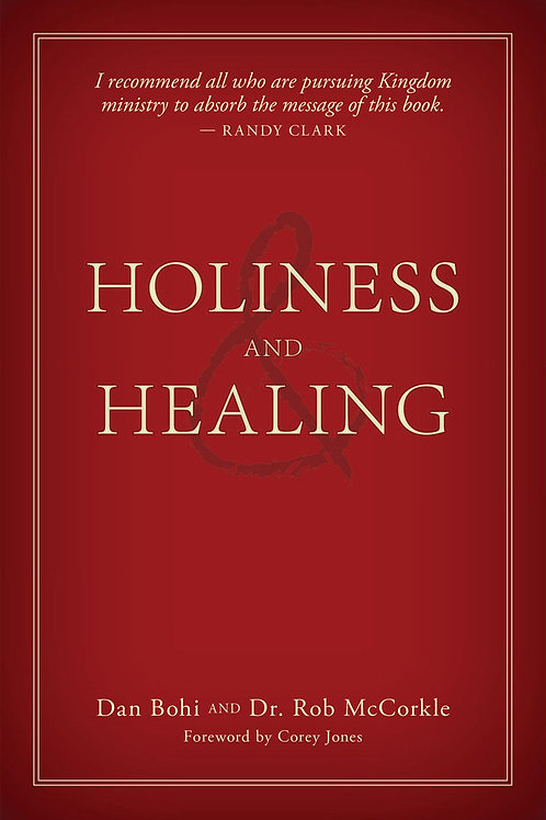 Book - Holiness and Healing