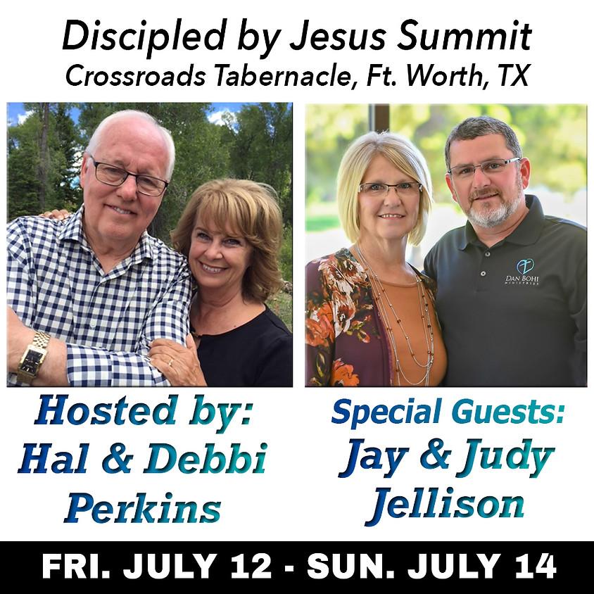DBJ Summit • Ft. Worth, TX