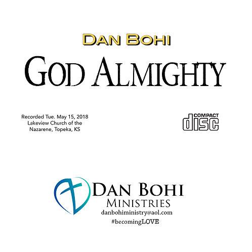 Dan Bohi - God Almighty - MP3