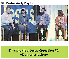 07 DBJ Q2 Demonstrated - Pastor A. Dayto