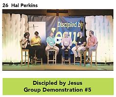 26 DBJ Group Demonstration 5 - Hal Perki
