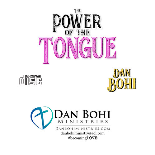 Dan Bohi - The Power of the Tongue - CD