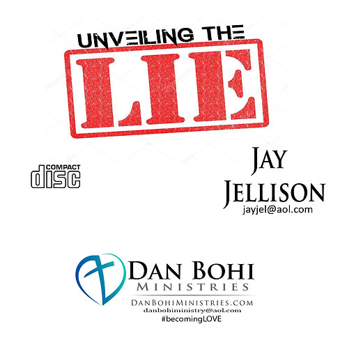 Jay Jellison - Unveiling The Lie - CD