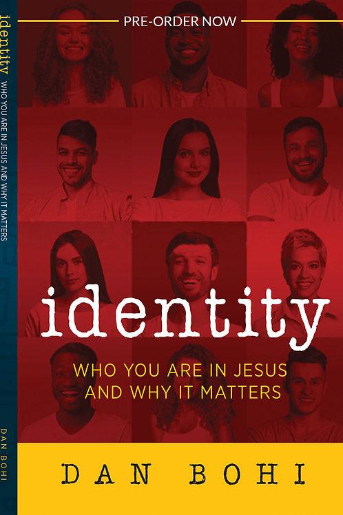 Identity (book) - Dan Bohi