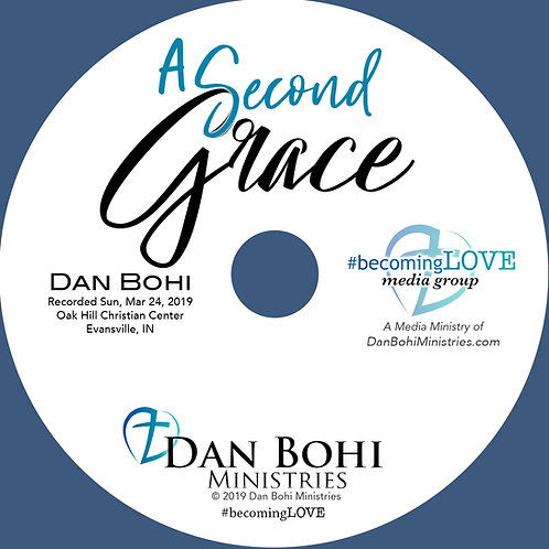 Dan Bohi - A Second Grace - MP3