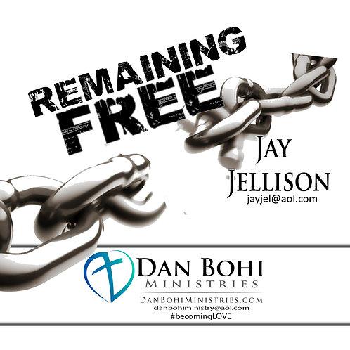 Jay Jellison - Remaining Free - MP3