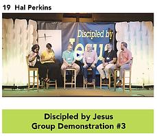 19 DBJ Group Demonstration 3 - Hal Perki