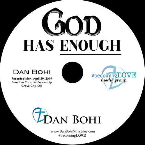 Dan Bohi - God Has Enough - MP3
