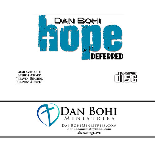 Dan Bohi - Hope Deferred - MP3