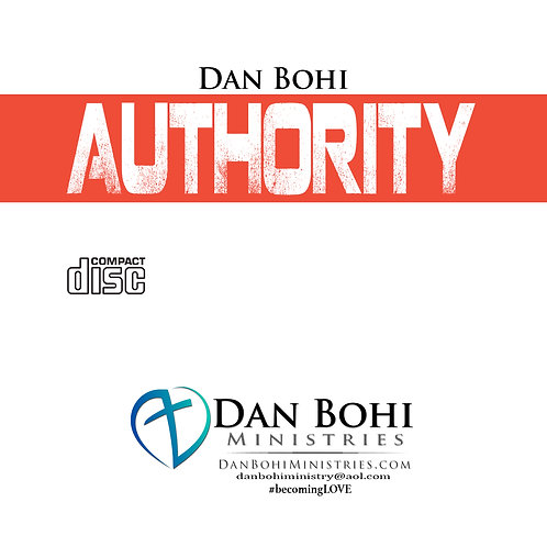 Dan Bohi - Authority - CD