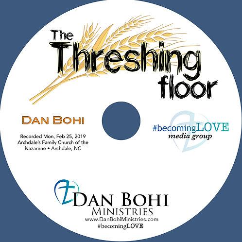 Dan Bohi - The Threshing Floor - MP3