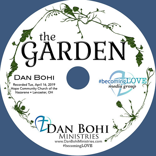 Dan Bohi - The Garden - MP3