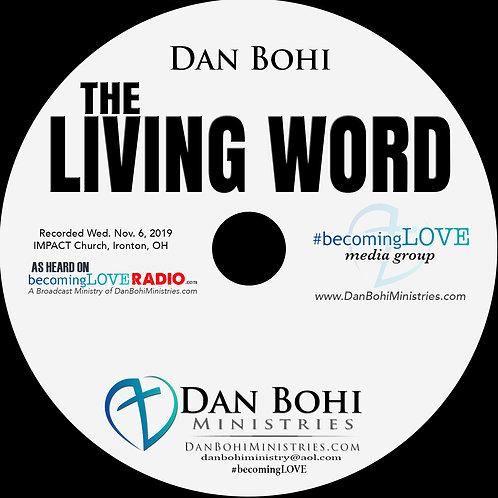 Dan Bohi - The Living Word - MP3