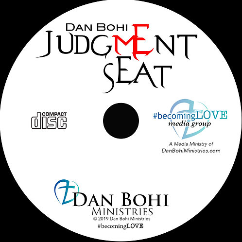 Dan Bohi - Judgment Seat - MP3