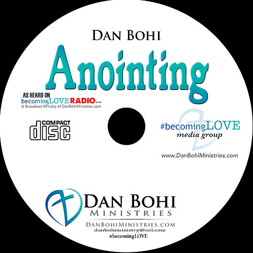 Dan Bohi - Anointing - CD