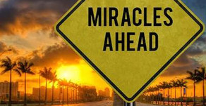 Miracles Just Ahead
